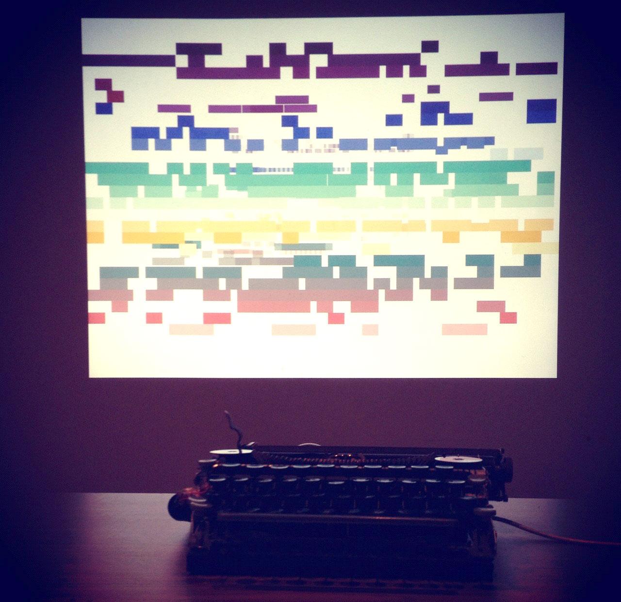 Midi Typewriter