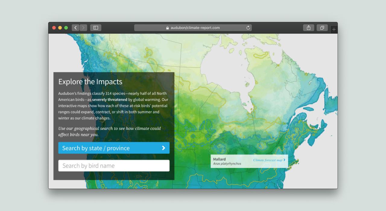 Audubon Climate Report