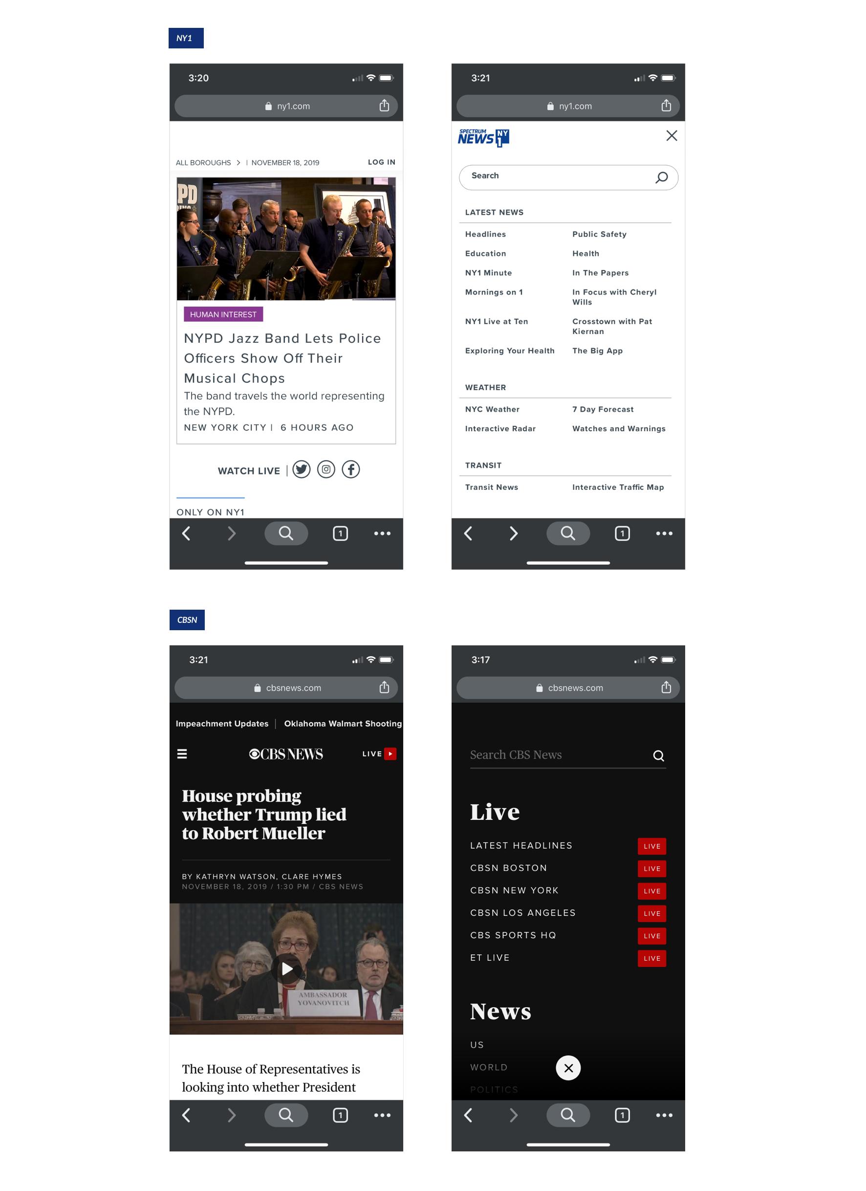 mobile – NY1 – CBS