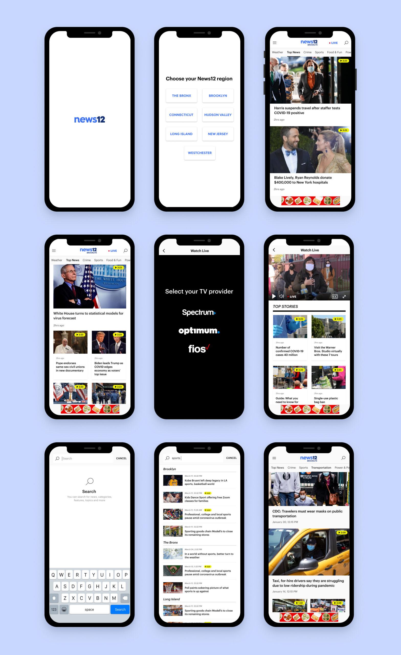 mobile mocks – v4